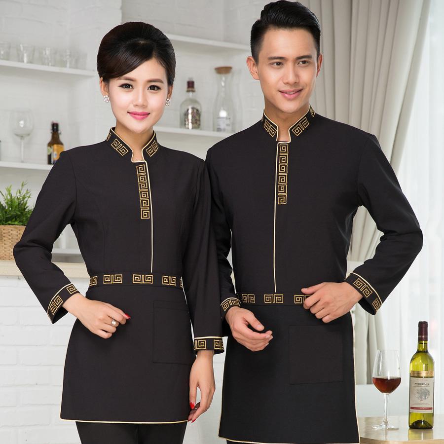 中餐厅服装|定制中餐厅服装|北京中餐厅服装厂家