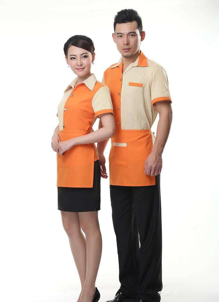 快餐厅服装定制|北京快餐厅服装厂家|万博体育ManBetX网页版|订制|订做