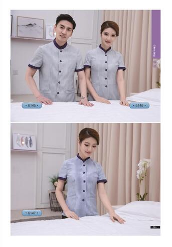 保洁服厂家-北京保洁服订做-保洁公司服装-定制-价格-图片